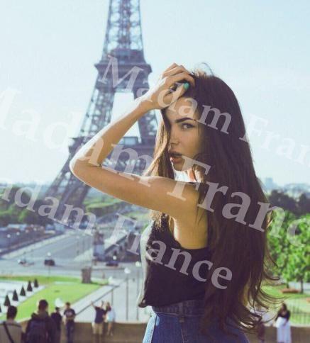 Yunes model on Madam France escort service