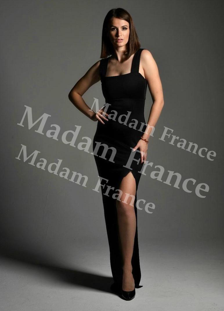 Marushka photo on Madam France