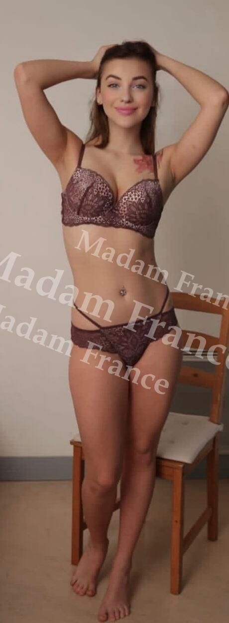 Lujan model on Madam France escort service