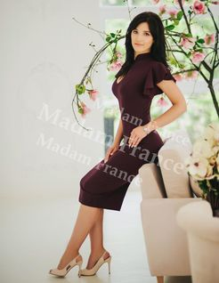 Model Regina on Madam
