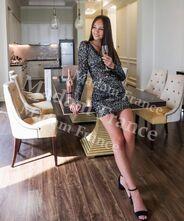 Model Trisha on Madam