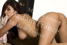 Model Saji on Madam