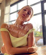 Model Kyly on Madam