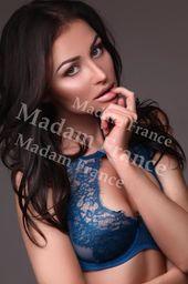 Model Eby on Madam