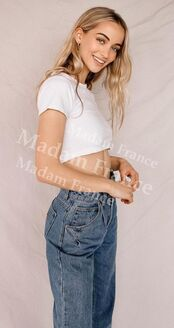 Model Katrin on Madam