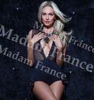 Model Andrea on Madam