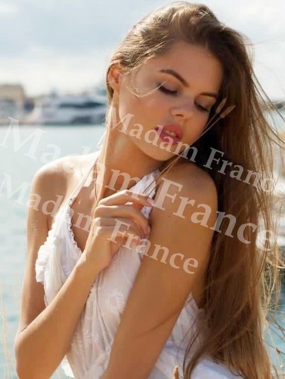 Cherry model on Madam France escort service