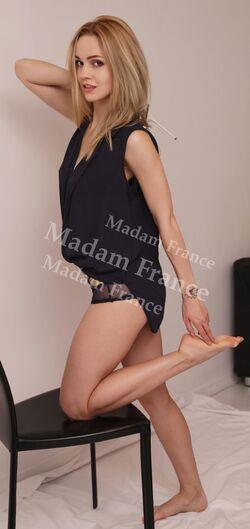 Model Safina on Madam