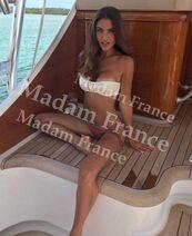 Model Sandraa on Madam