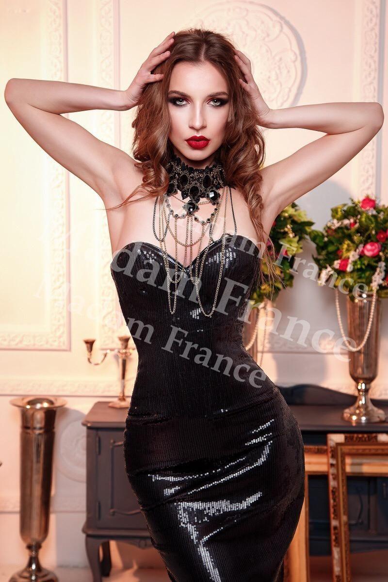 Ada model on Madam France escort service