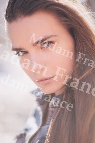 Ruby model on Madam France escort service