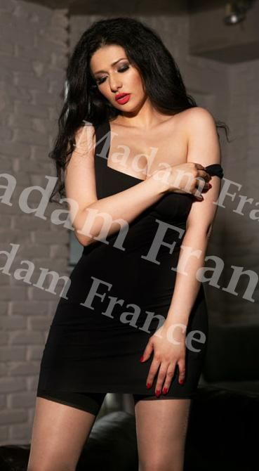Terika model on Madam France escort service