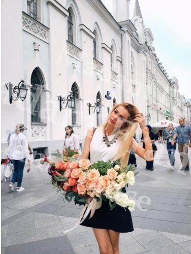 Natasha model on Madam France escort service