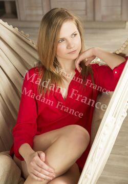 Kea model on Madam France escort service