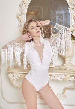 Model Edita on Madam