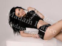 Model Dayna on Madam