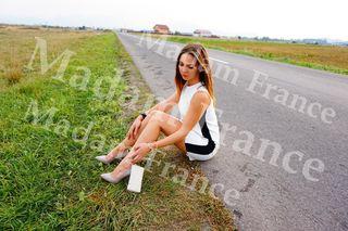 Model cristina on Madam